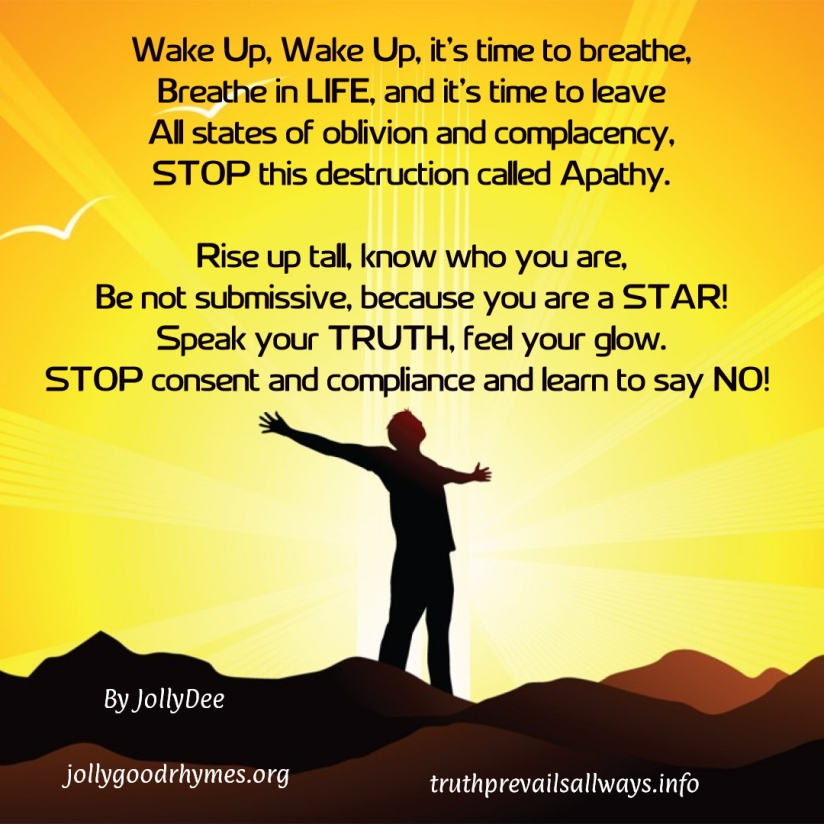 Wake Up and Breathe